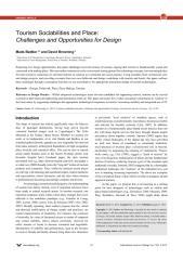 Tourism sociabilities and place.pdf