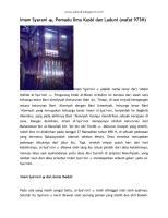 imam syarani , pemadu ilmu kasbi dan laduni (wafat 973h).pdf