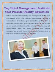 Top Hotel Management Institute that Provide Quality Education-converted (1).pdf