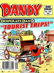 Dandy Comic Library 339 - Desperate Dan in Tourist Trips (TGMG) (1997).cbz