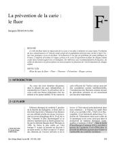 La prevention de la carie-le fluor - G4.pdf
