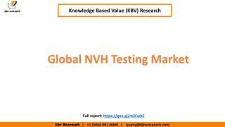 GlobalNVH Testing Market Growth.pdf