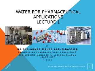 AHMED_Basic Engineering Concept  of Pharmaceuutical Water System  1.pptx