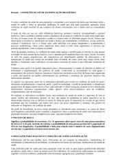 Resumo - Condi+º+Áes de Sa+¦de da Popula+º+úo do Brasil.doc