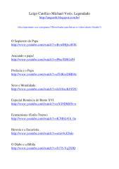 Leigo Católico Michael Voris - 48 vídeos legendados.pdf