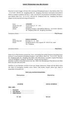 surat perjanjian jual beli rumah.docx