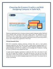 Choosing the Greatest Graphics and Web Designing Company in Delhi NCR - www.webinventiv.com.output.pdf