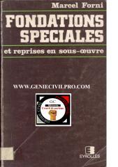 Fondations Spéciales et Reprises en Sous-oeuvre de Marcel Forni.pdf