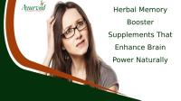 Herbal Memory Booster Supplements That Enhance Brain Power Naturally.pptx