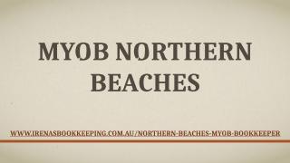 MYOB Northern Beaches.pptx
