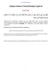 08 solawat untuk mendapat syafa'ah.pdf