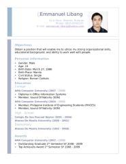 Emmanuel Libang Resume Final Feb 2011.docx