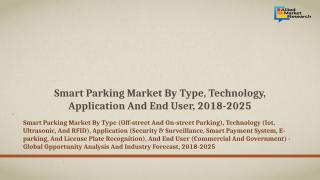 Smart Parking Market.pptx