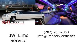 BWI Limo Service.pptx