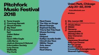 Pitchfork Music Festival 2018 Lineup.pdf