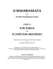 O Mahabharata 11 Stri Parva em português.pdf
