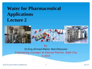 AHMED_Design & Qualification of Pharmaceutical Water  System.pptx