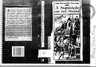 A Inquisição em seu Mundo - João Bernardino Gonzaga.pdf
