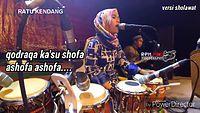 Ya 'asyiqol Musthofa (sholawat Versi Dan